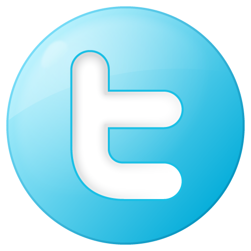 social twitter button blue - Performance Marketing
